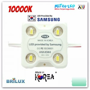 Samsung 5630 LED Module 4 Mata ANX ( 1 Pack isi 25 Pcs )