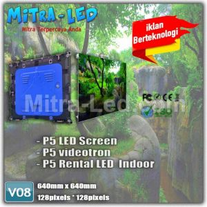 P5 Videotron Cabinet LED Screen Indoor - V08
