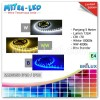 LED Strip SMD 5050 12V IP20 / IP33 Indoor - BRILUX - E4