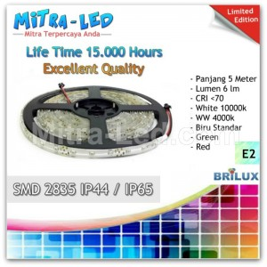 Brilux LED Strip Type SMD 2835 IP65