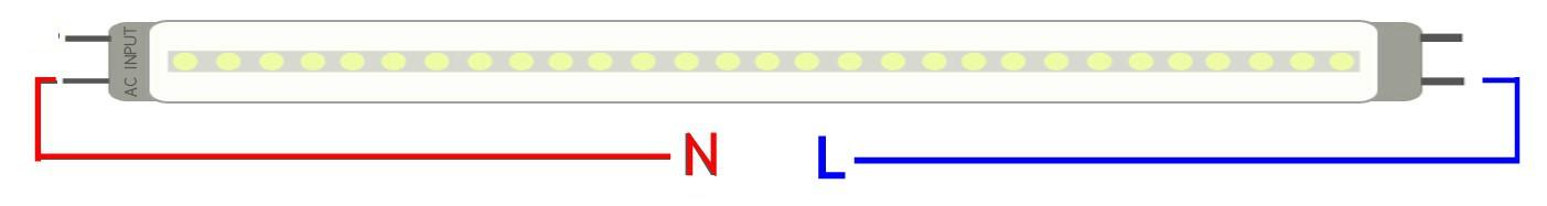 Harga Jual Lampu TL LED Type T8 dan T5 Disertai Cara Pasang ... on